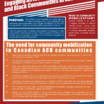 Engaging African, Caribbean and Black Communities in Addressing HIV