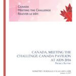 Report - Canada: meeting the challenge