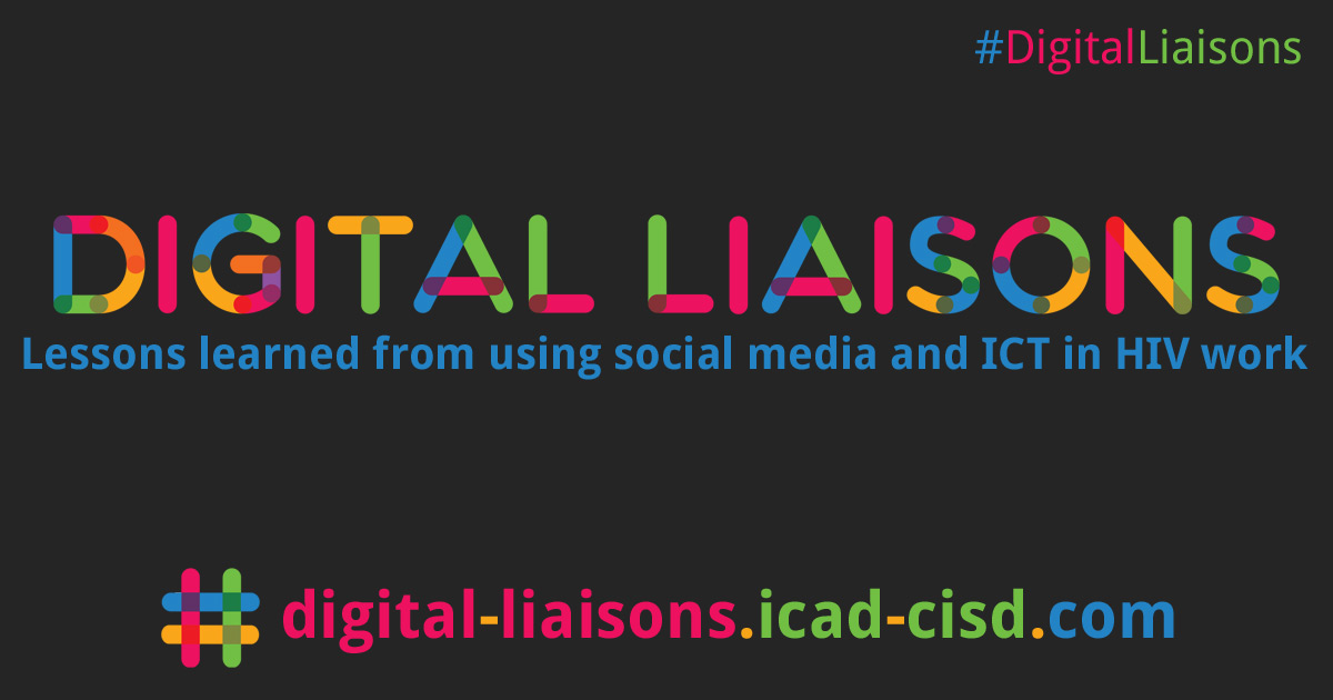 Digital Liaisons: Lessons learned from using social media