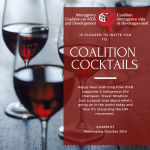 Coalition Cocktails - October 28th, 2020