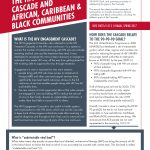 Two new CHABAC Fact Sheets on the HIV Engagement Cascade
