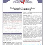 The Sustainable Development Goals and the UNAIDS Strategy