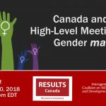 WEBINAR:  Canada and the High-Level Meeting on TB: Gender matters